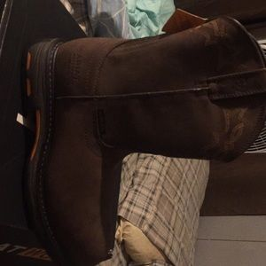 Ariat work hog boots new in box